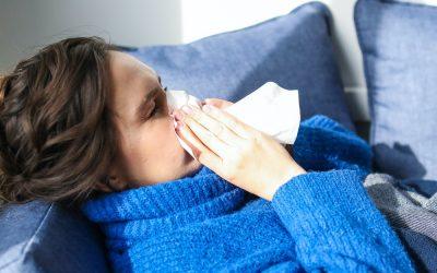 Kviečiame skiepytis nuo gripo!